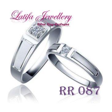 Cincin Kawin Emas Putih RR 087 - Toko Perhiasan Online TERBAIK ... 68bcd9ecbb