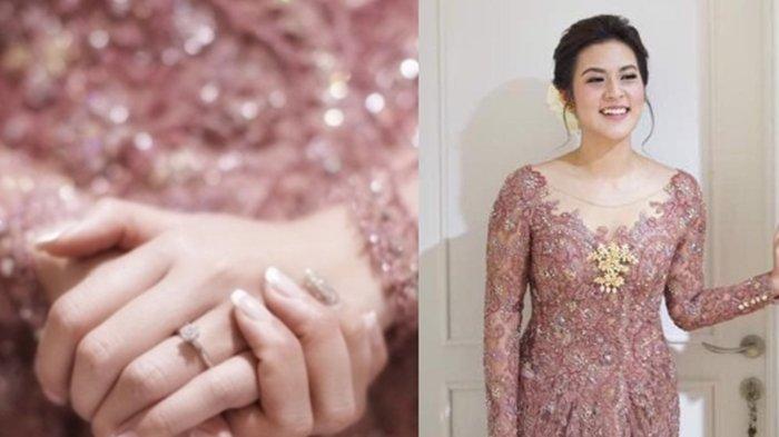 jual cincin tunangan cincin nikah cincin kawin berlian raisa hasim artis bikin mahal