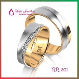 cincin tunangan cincin kawin cincin nikah cincin couple anak presiden jokowi artis berlian emas