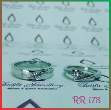 cincin tunangan palladium RR178 - Toko Perhiasan Online TERBAIK ... b08bb8774a
