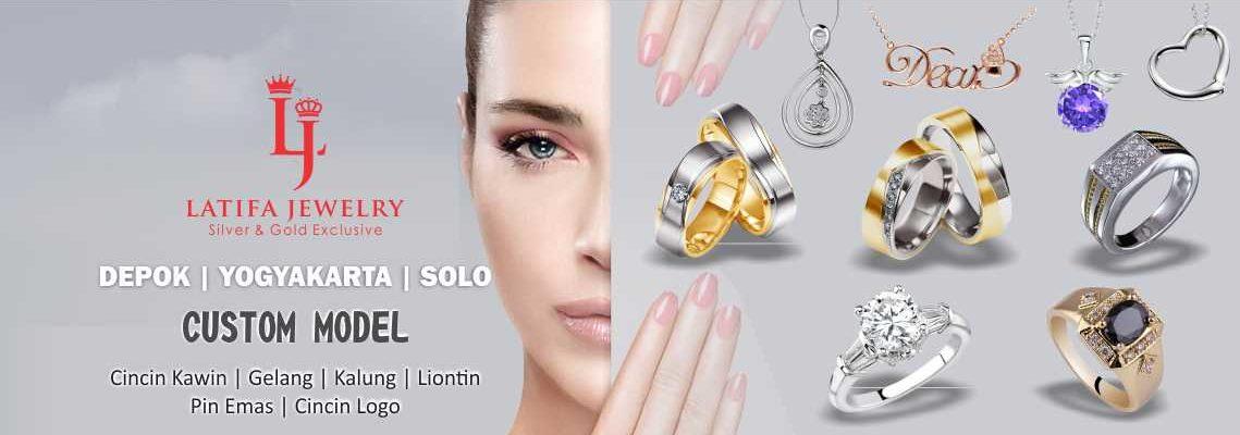 Toko Perhiasan Online Terbaik Cincin Kawin Tunangan