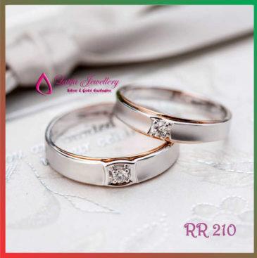 Cincin Tunangan Elegant RR201