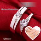 cincin tunangan perak emas palladium platinum jogja jakarta solo murah jual toko couple lamaran nikah kawin RR234